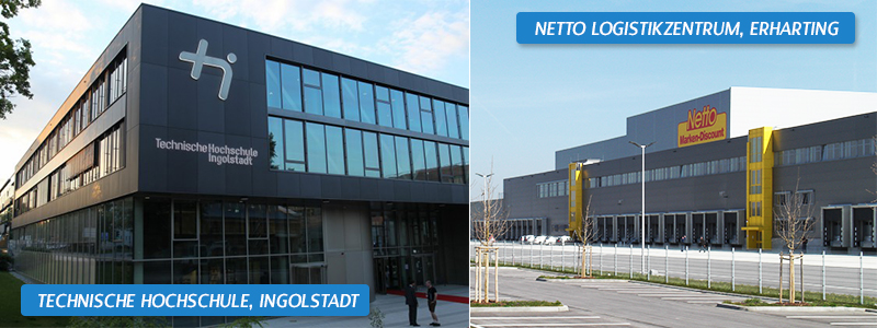 HOCHSCHULE, Ingolstadt - NETTO, Erharting - rkmk.sk